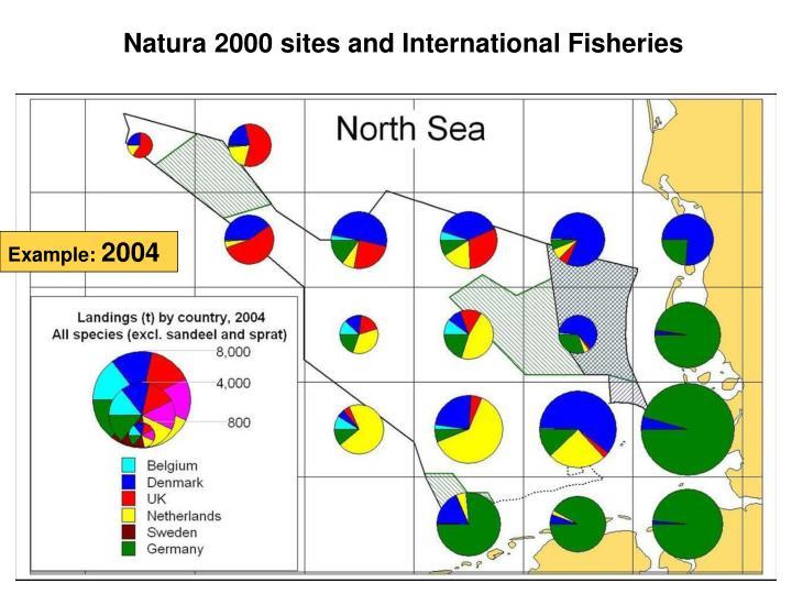 Natura 2000 sites and International Fisheries