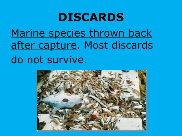 DISCARDS