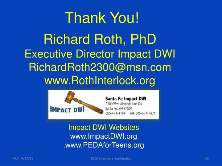 Richard Roth, PhD