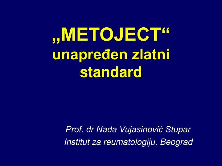 Prof. dr Nada Vujasinović Stupar