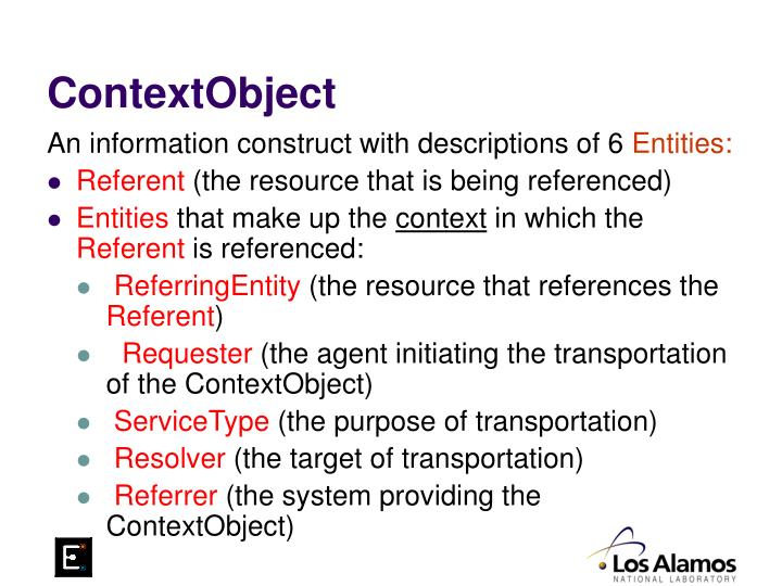 ContextObject