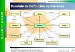 dominio de definici n de patrones1