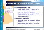 problemas recurrentes descripci n2