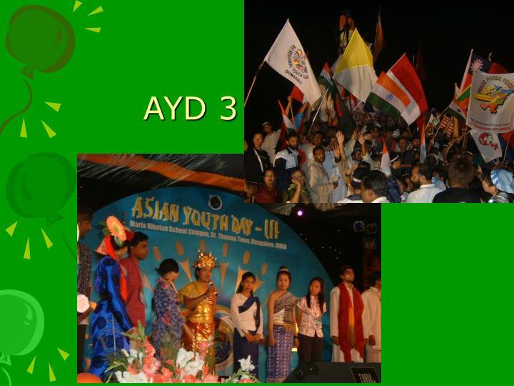 AYD 3