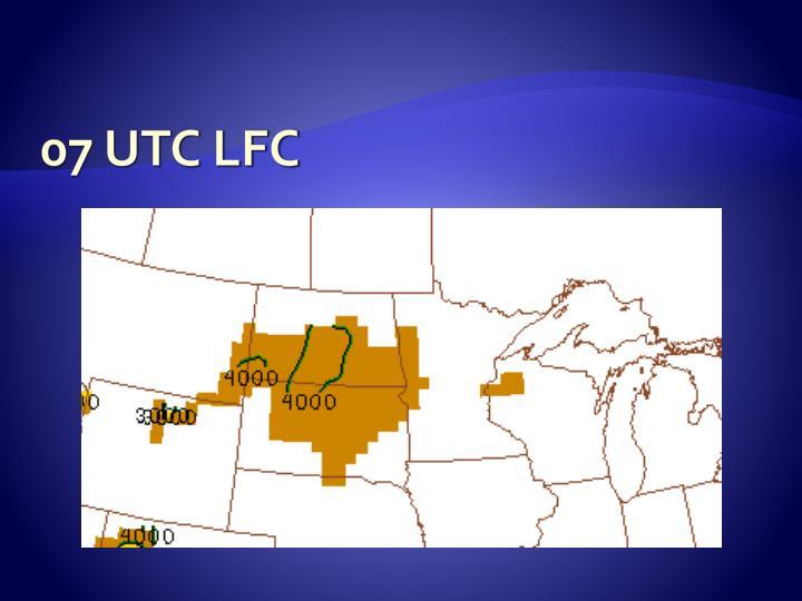 07 UTC LFC