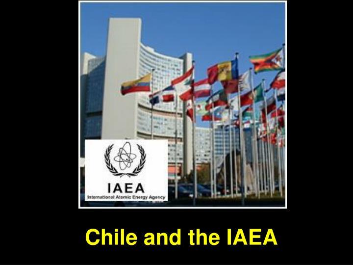 Chile and the IAEA