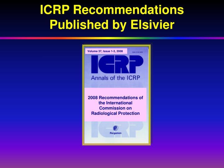 ICRP Recommendations