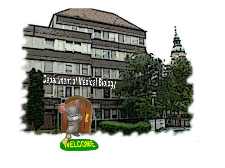 Department of Medical Biology