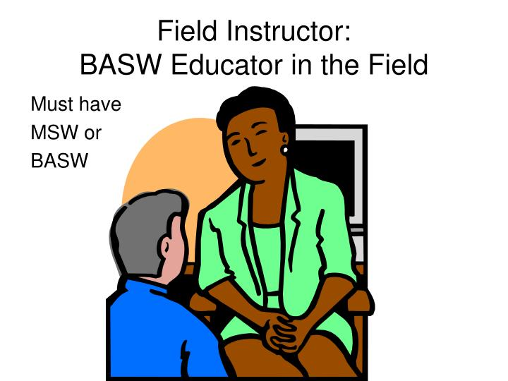 Field Instructor: