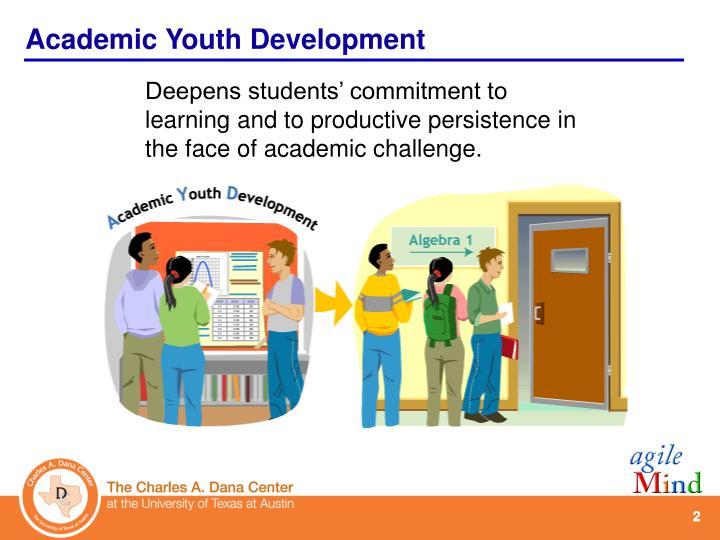 Academic Youth Development