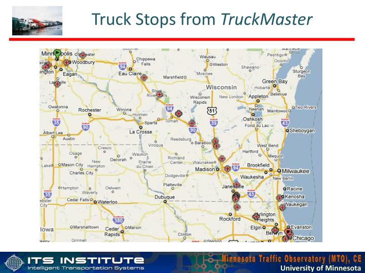 Truck Stops from