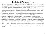 related papers 1 3
