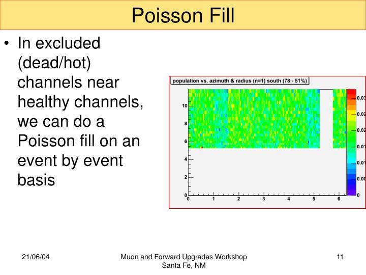 Poisson Fill