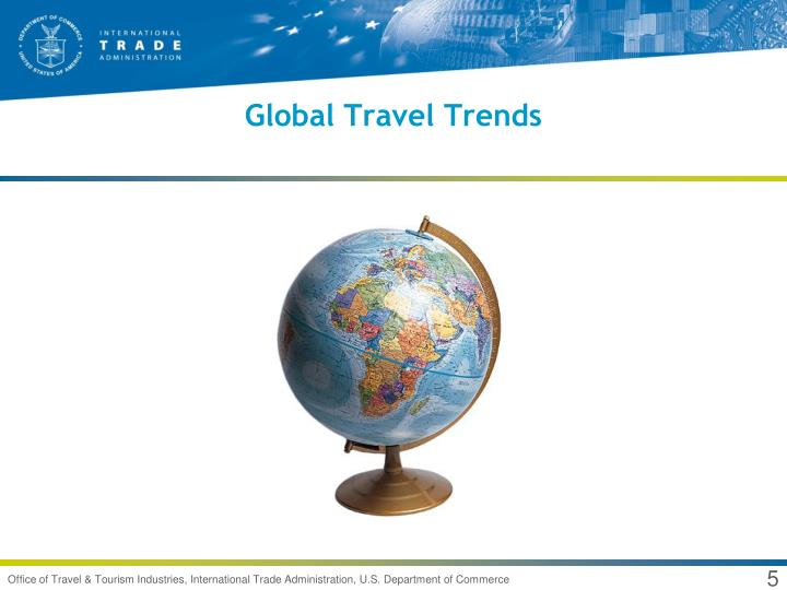 Global Travel Trends