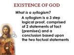 existence of god11