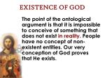 existence of god28