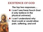 existence of god4