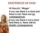 existence of god49