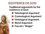 existence of god8
