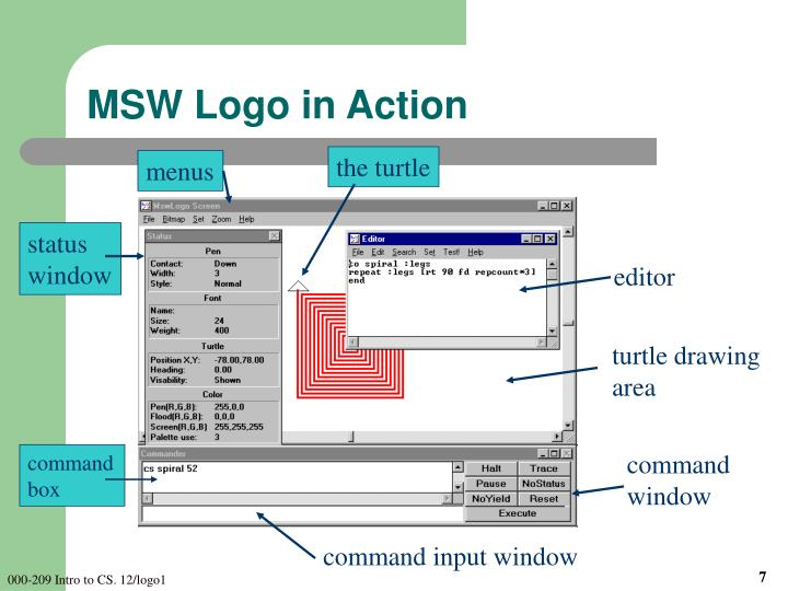 MSW Logo in Action