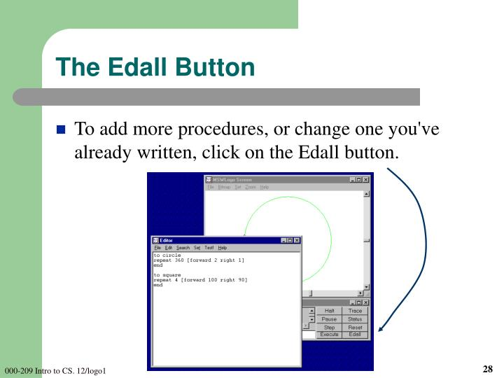 The Edall Button