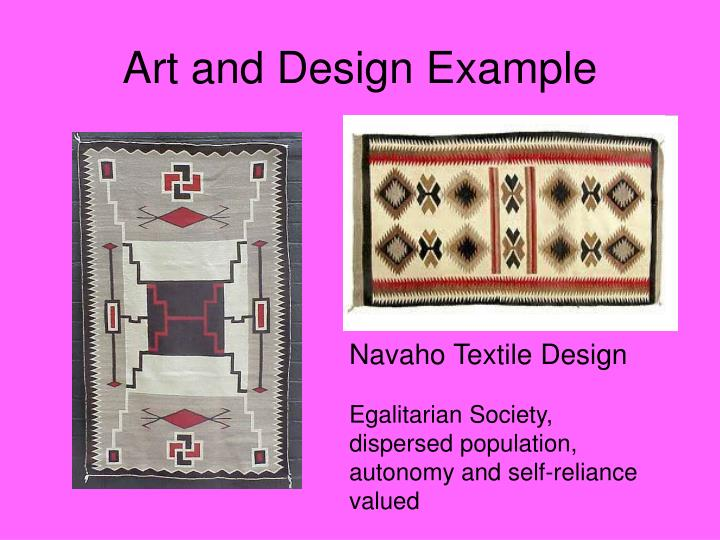 Art and Design Example