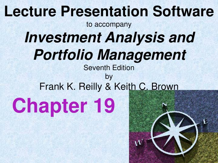 Lecture Presentation Software