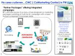 cmc comarketing center in pw
