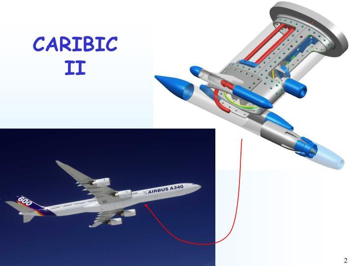 CARIBIC  II