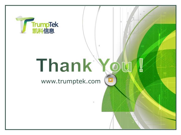 www.trumptek.com