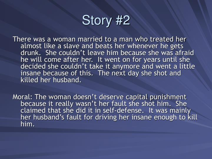 Story #2