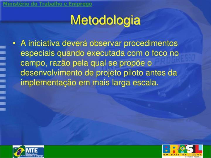 Metodologia