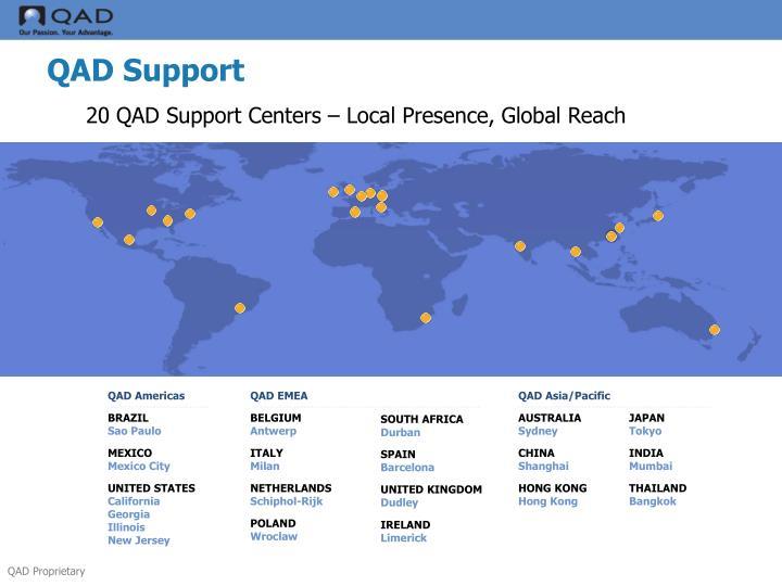 QAD Americas