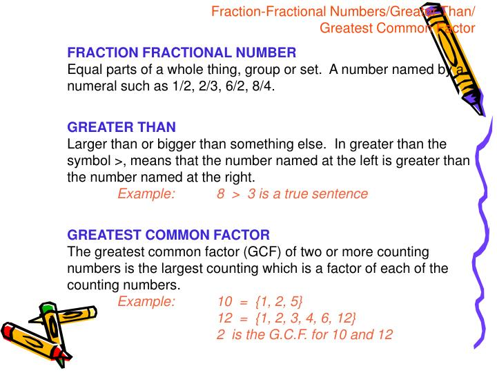 Fraction-Fractional Numbers/Greater Than/