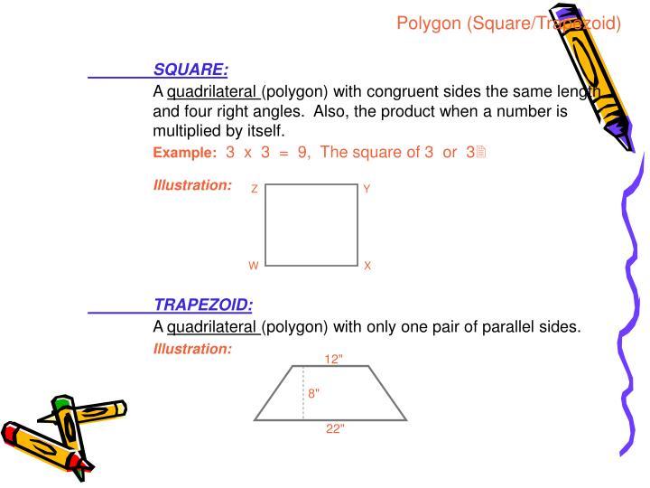 Polygon (Square/Trapezoid)
