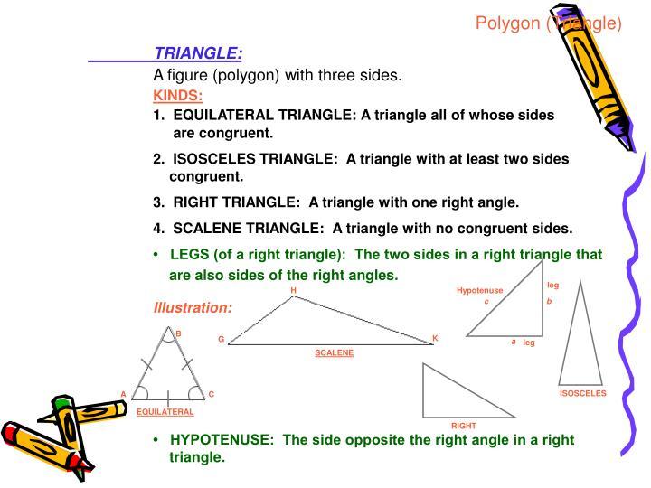 Polygon (Triangle)