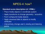 mpeg 4 how1