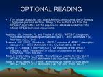 optional reading3