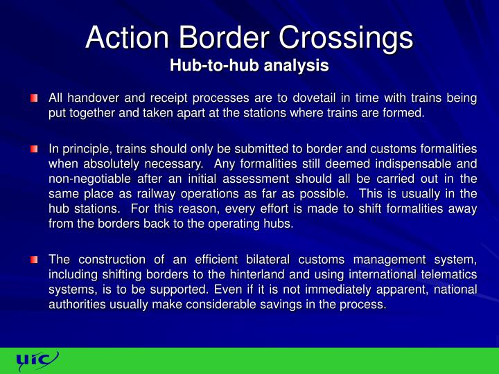 Action Border