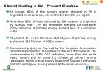 district heating in eu present situation2