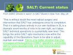 salt current status2
