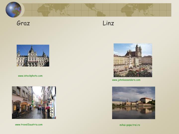 Graz                                         Linz