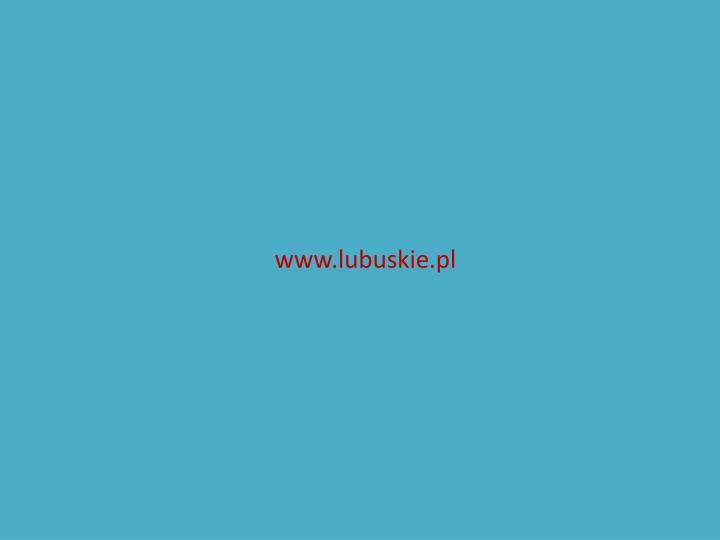 www.lubuskie.pl