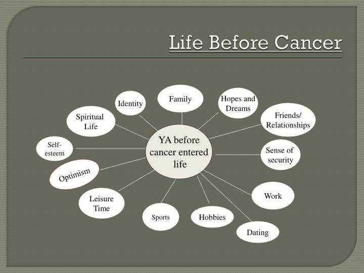 Life Before Cancer