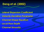 deng et al 2002