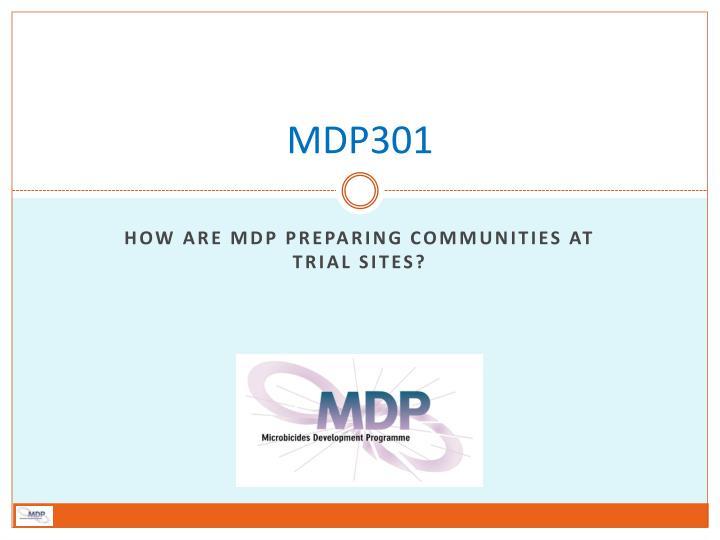 MDP301