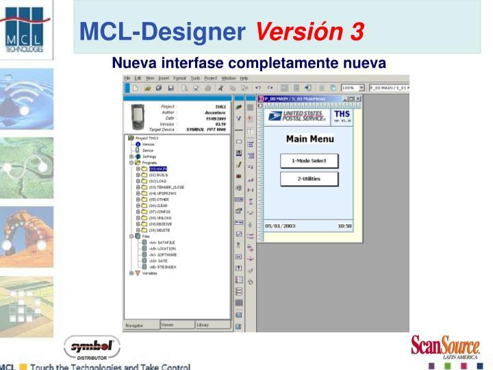 MCL-Designer