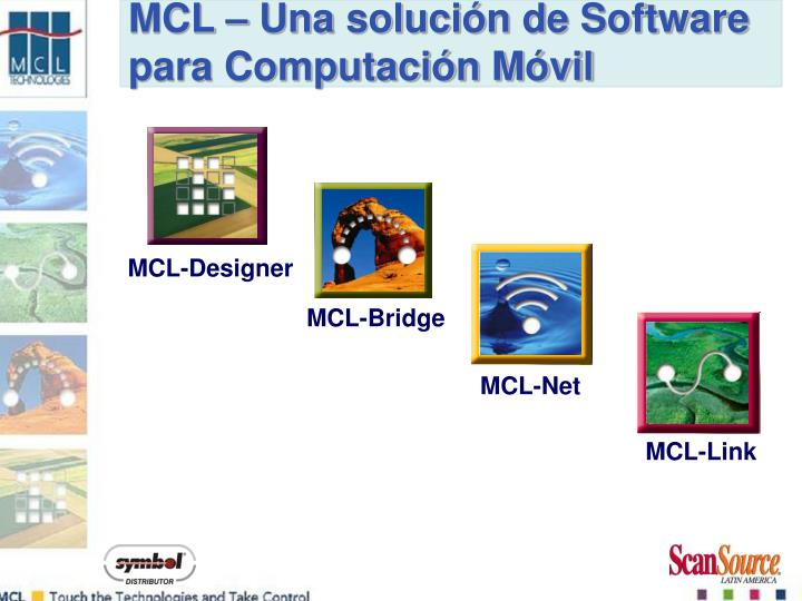 MCL – Una solución de Software para Computación Móvil