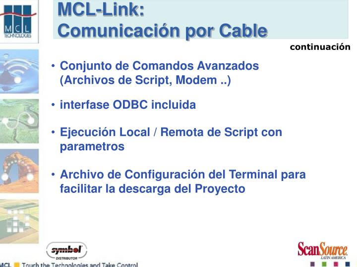 MCL-Link: