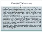 photostuff mindswap